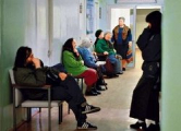 Брестчане протестуют против платы за посещение поликлиник