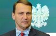 Радослав Сикорский: У Лукашенко перспектива закончить, как Милошевич или Караджич