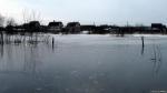 Жертвы наводнения остались без помощи властей