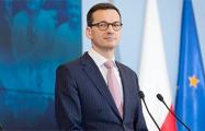 Премьер Польши: По ситуации в Беларуси страны ЕС едины во мнении