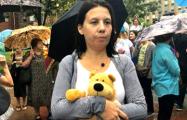 «Детям не место в тюрьме»: в Москве прошел «Марш матерей»