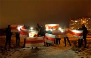 Сегодня по всему Минску прошли шествия, пикеты и акции солидарности