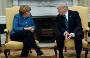 В Белом доме прошла первая встреча Трампа и Меркель