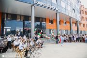 Видеофакт: В Солигорске открыли новую поликлинику, а она до сих пор пустует