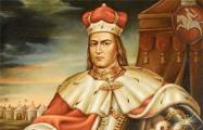 У Гароднi ўзгадалі Вітаўта Вялікага