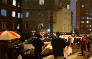 Минские районы в преддверии Нового года вышли на марши