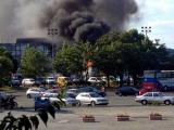 Двое россиян пострадали при теракте в болгарском аэропорту