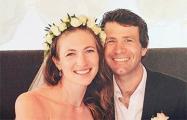 Домрачева и Бьорндален отметили годовщину свадьбы