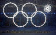 На открытии Игр в Сочи не раскрылось одно из олимпийских колец