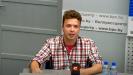 Протасевич выступил на официальном брифинге МИД Беларуси