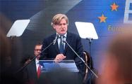 Лидер крупнейшей партии Европарламента выразил солидарность с белорусами