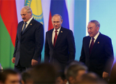 Евразийская клоунада в Астане