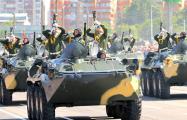 Как минские автомобилисты отреагировали на репетицию парада в честь 3 июля