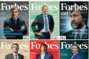 Forbes отзовет лицензию на украинскую версию издания