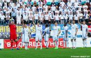 Брестское «Динамо» прошло треть чемпионата Беларуси по футболу без поражений