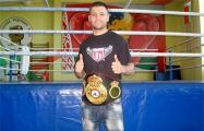 Белорусский боксер поборется за титул чемпиона мира по версии WBA