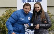 Футболист «Динамо» Брест: Получу ли «Золотой мяч»? Только если деревянный