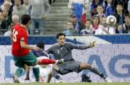 Сборная Беларуси победила сборную Люксембурга со счетом 2:0