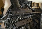 У известного адвоката нашли дома боевой пистолет
