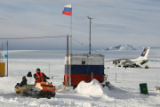 Российские ученые в Антарктиде пробурили скважину до подледникового озера