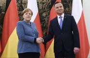 Президент Польши провел встречу с Ангелой Меркель
