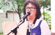 Вальжына Цярэшчанка заспявала ў гонар 100-годдзя БНР