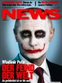 Австрийское издание поместило на обложку Путина-клоуна