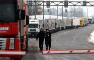 На белорусско-литовской границе не работают четыре пункта пропуска