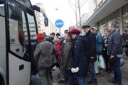 Беженцы в шведском городе получат бесплатные проездные