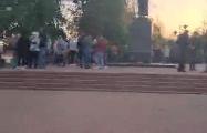 Дзержинск вышел на площадь