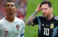 Роналду и Месси нет в числе трех финалистов «Золотого мяча»