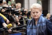 Президент Литвы посетит американский эсминец в Клайпеде