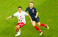ЧМ-2018: Хорватия по пенальти победила Данию
