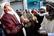 В Триполи 650 человек получили ранения на дне рождения пророка
