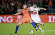 Защитник сборной Беларуси: В матче с голландцами мы заслуживали как минимум ничью