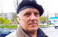 Белорусский ликвидатор: Я протестовал и буду протестовать против такого «порядка»