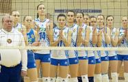 Волейболистки «Минчанки» одержали третью победу в российской суперлиге