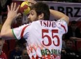 Сборная Беларуси по гандболу победила команду Южной Кореи