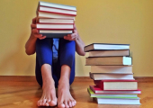 Социсследование: белорусы перестают читать книги