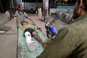 Число жертв землетрясения в Непале достигло почти 900 человек
