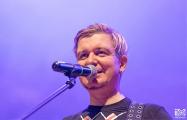 Лявон Вольский порадовал поклонников новыми песнями на концерте в Минске