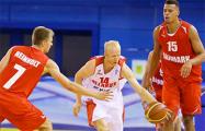 Баскетбол: Мужская сборная Беларуси переиграла команду Португалии