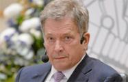 Опросы: Президент Финляндии Ниинисто будет переизбран