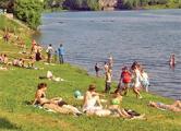 11 водоемов Беларуси закрыты для купания