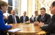 Die Zeit: В Берлине будут обсуждать Минское соглашение, которое не имеет никаких шансов на реализацию