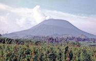 В Конго произошло извержение вулкана: видео