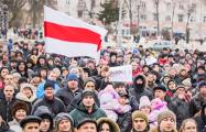 Жители Давид-Городка приедут на День Воли в Минск