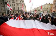 Молодой минчанин: С помощью акций мы заявили всему миру про ситуацию в Беларуси