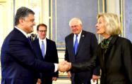 Порошенко и конгрессмены США обсудили военное сотрудничество