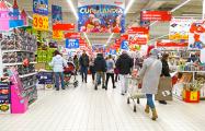 Сколько денег в 2018 году белорусы потратили в польских магазинах?